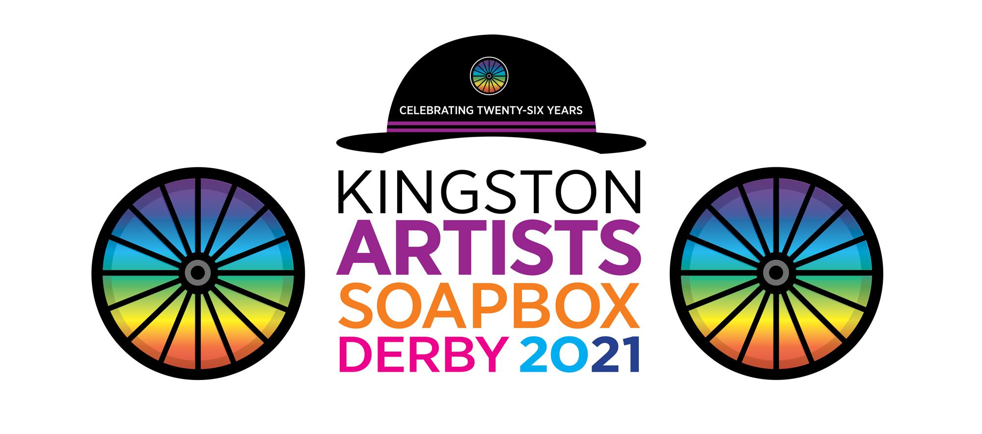 The Kingston Artists Soapbox Derby